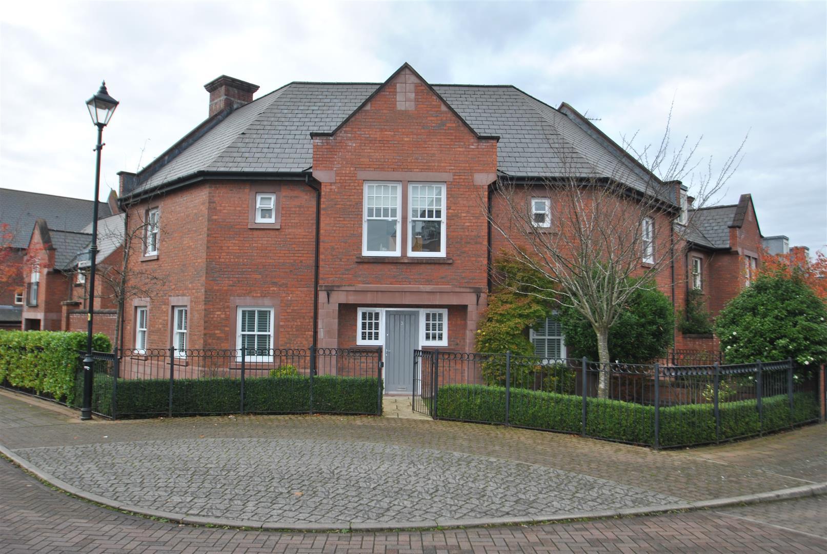 4 Bedrooms Detached House for sale in Bretland Drive, GRAPPENHALL HEYS, Warrington, WA4